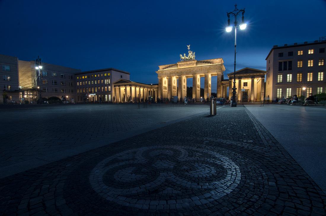 Brandenburg Gate, Berlin II